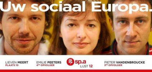 Uw sociaal Europa